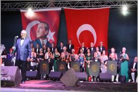 AYVALIK'TA MESUT DURAN'DAN TSM ŞÖLENİ