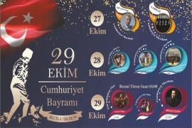 BURHANİYE'DE CUMHURİYET BAYRAMI 3 GÜN 3 GECE KUTLANACAK