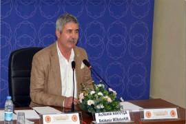 CHP BALIKESİR MİLLETVEKİLİ NAMIK HAVUTÇA, KONFERANS VERDİ
