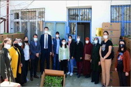 Balıkesir, Türkiye'nin aromaterapi merkezi olacak  BBB'DEN, TÜRKİYE'DE BİR İLK